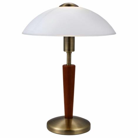 Eglo 87256 - Stmívatelná stolní lampa solo 1 1xE14/40W/230V