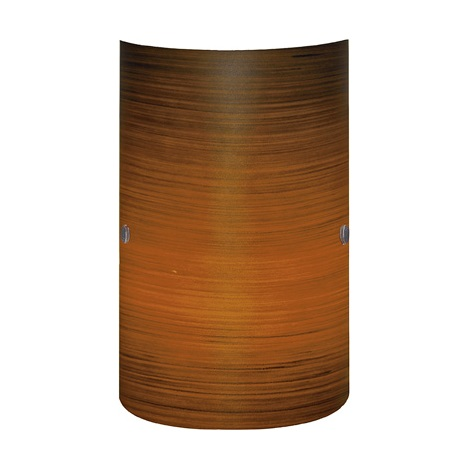 EGLO 88706 - Nástěnné svítidlo BROWN SUGAR 1xE14/60W
