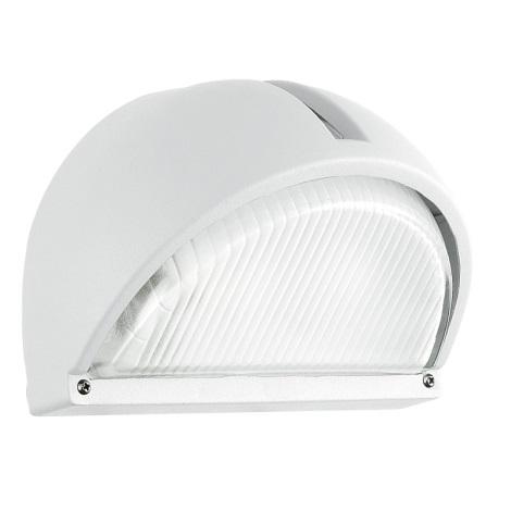 EGLO 89768 - Venkovní nástěnné svítidlo ONJA 1xE27/60W bílá