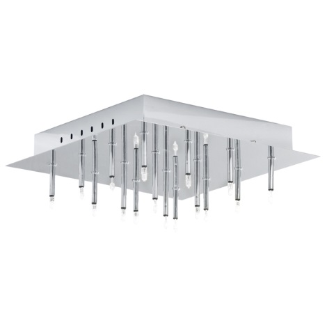EGLO 89778 - Nástěnné stropní svítidlo SORAYA 16xG4/10W