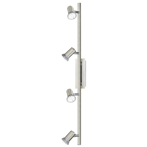 EGLO 90917 - Nástěnné stropní svítidlo ROTTELO 4xGU10/LED/3W