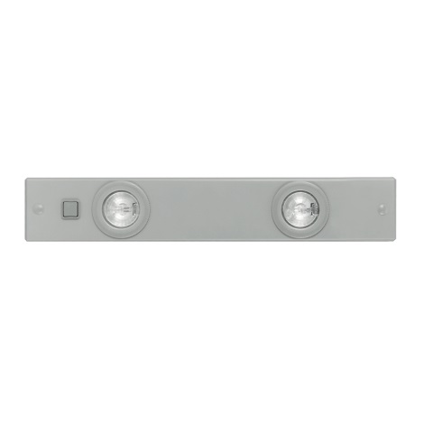 EGLO 91026 - Kuchyňské svítidlo pod linku EXTEND 2 2xG4/20W