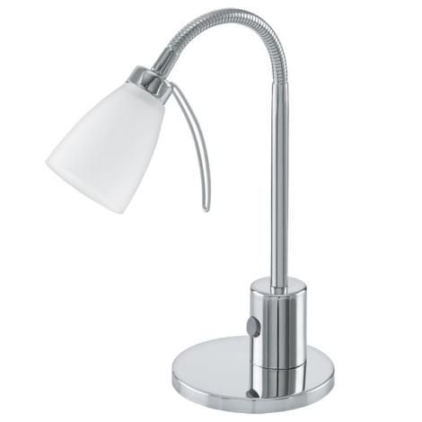 Eglo 91465 - Stolní lampa CARIBA 1 1xG9/33W/230V