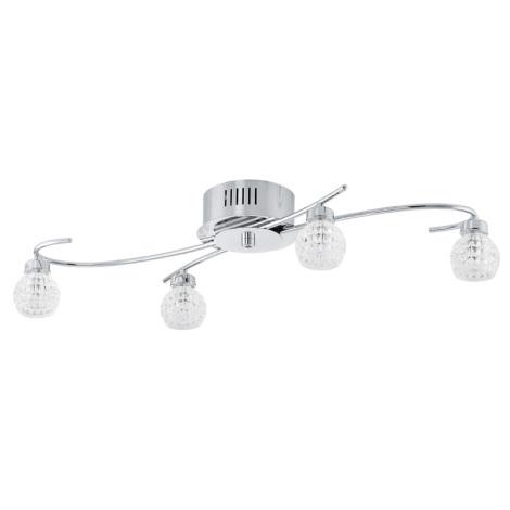 EGLO 91631 - Stropní LED svítidlo BAREGA 4xG4/20W + LED/1W