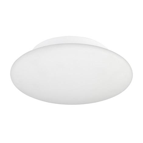 Eglo 91685 - LED koupelnové stropní svítidlo BARI 1 LED/18W/230V opálové sklo IP44