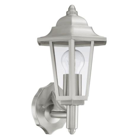 Eglo 92151 - Venkovní nástěnné svítidlo CERVA 1xE27/22W/230V