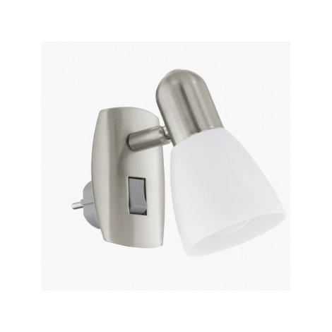 Eglo 92939 - Bodové svítidlo s vypínačem DAKAR 4 1xE14/25W/230V