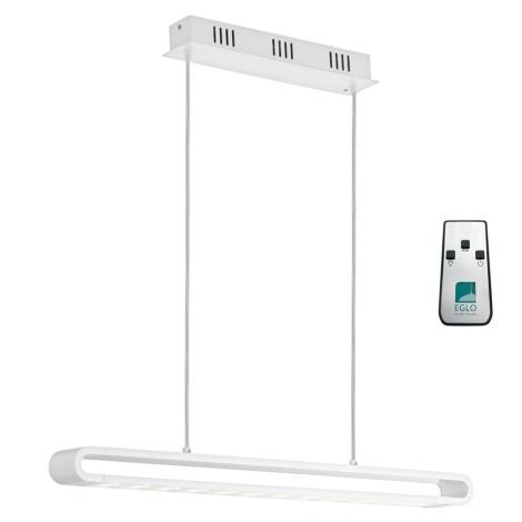 Eglo 93006 - LED závěsné svítidlo PERILLO LED/24W + LED-RGB/7W/230V