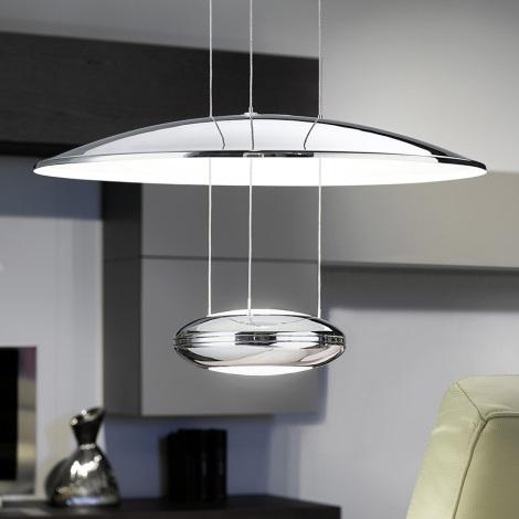 Eglo 93008 - LED lustr LEMOS 2xLED/7,8W/230V