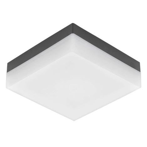 Eglo 94872 - Venkovní stropní svítidlo SONELLA LED/8,2W/230V IP44