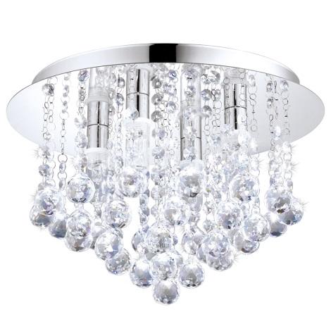 Eglo 94878 - LED koupelnové svítidlo ALMONTE 4xLED/2,5W/230V IP44