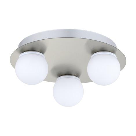 Eglo 95013 - LED koupelnové svítidlo MOSIANO 3xLED/3,3W/230V IP44