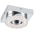 Eglo 95662 - LED Křišťálové stropní svítidlo FRADELO LED/4W/230V