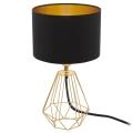 Eglo 95788- Stolní lampa CARLTON 2 1xE14/60W/230V