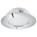 Eglo 95868 - LED podhledové svítidlo PINEDA 1xLED/12W/230V