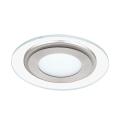 Eglo 95932 - LED podhledové svítidlo PINEDA 1 1xLED/12W/230V