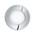 Eglo 96242 - LED koupelnové podhledové svítidlo FUEVA 1 1xLED/2,7W/230V IP44