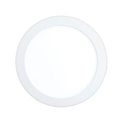 Eglo 96251- LED koupelnové podhledové svítidlo FUEVA 1 1xLED/10,9W/230V IP44