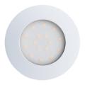 Eglo 96416 - LED Venkovní podhledové svítidlo PINEDA-IP LED/12W IP44