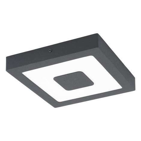 Eglo 96489 - LED venkovní stropní svítidlo IPHIAS LED/16,5W/230V IP44