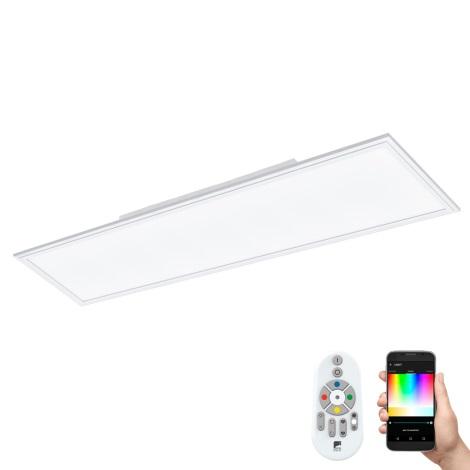 Eglo 96664 - LED Stropní svítidlo SALOBRENA-C LED/34W/230V + dálkové ovládání
