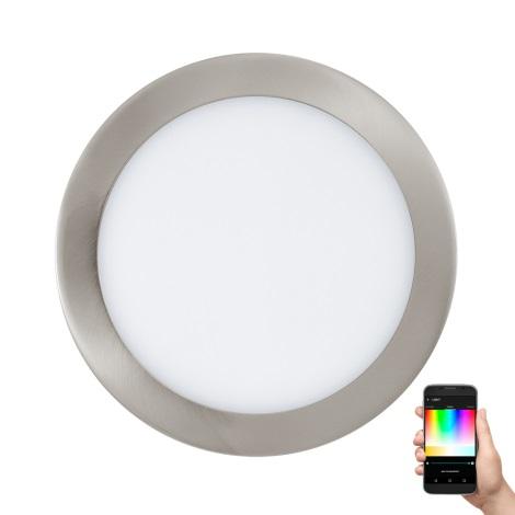 Eglo 96676 - LED RGB Stmívatelné podhledové svítidlo FUEVA-C LED/15,6W/230V