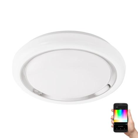 Eglo 96686 - LED Nástěnné stropní svítidlo CAPASSO-C LED/17W/230V