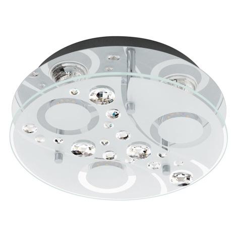 Eglo 96998 - LED Stropní svítidlo AQUILA 3xGU10/3W/230V