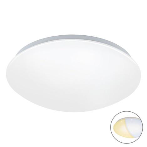 Eglo 97104 - LED Stropní svítidlo GIRON-RW 1xLED/18W/230V 2700K-4000K