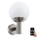 Eglo 97247 - LED Venkovní nástěnné svítidlo NISIA-C 1xE27/9W/230V IP44