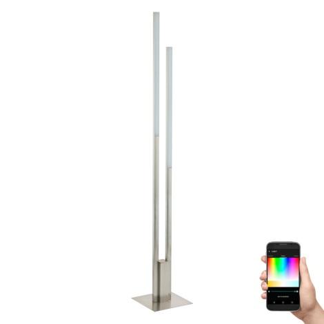 Eglo 97908 - LED Stmívatelná stojací lampa FRAIOLI-C 2xLED/17W/230V
