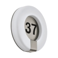 Eglo 98147 - LED Domovní číslo MARCHESA LED/15W/230V IP44