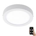 Eglo 98171 - LED Stmívatelné venkovní stropní svítidlo ARGOLIS-C LED/16,5W/230V IP44