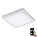 Eglo 98172 - LED Stmívatelné venkovní stropní svítidlo ARGOLIS-C LED/22W/230V IP44