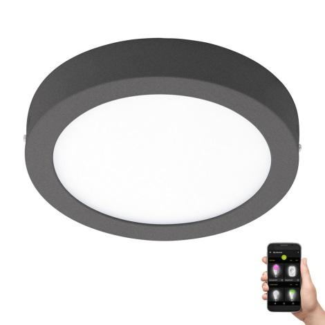 Eglo 98173 - LED Stmívatelné venkovní stropní svítidlo ARGOLIS-C LED/16,5W/230V IP44