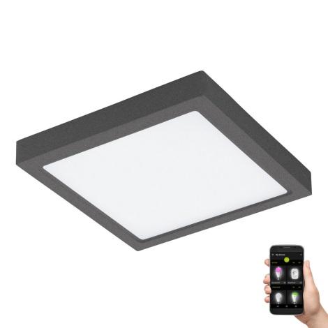 Eglo 98174 - LED Stmívatelné venkovní stropní svítidlo ARGOLIS-C LED/22W/230V IP44