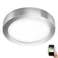 Eglo 98559 - LED RGB Stmívatelné stropní svítidlo FUEVA-C LED/21W/230V