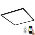 Eglo 99417 - LED RGB Stmívatelné stropní svítidlo SALOBRENA-C LED/34W/230V + dálkové ovládání
