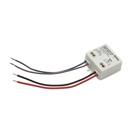 Elektrický transformátor 0-6W/230V/12V DC