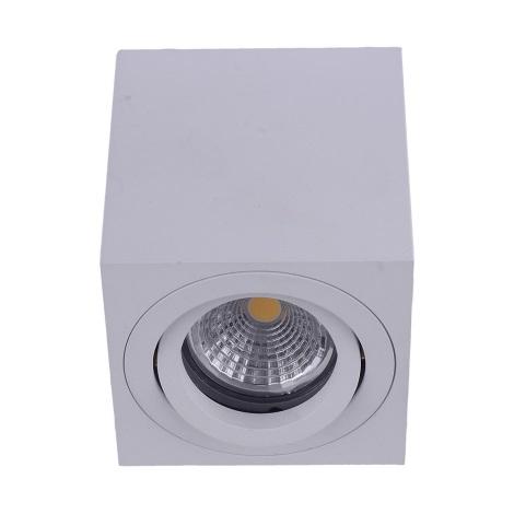 Emithor 48608 - Stropní bodové svítidlo SURFACE 1xGU10/50W/230V