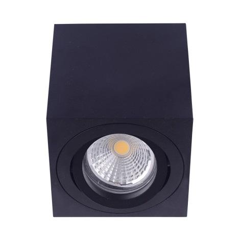 Emithor 48609 - Stropní bodové svítidlo SURFACE 1xGU10/50W/230V