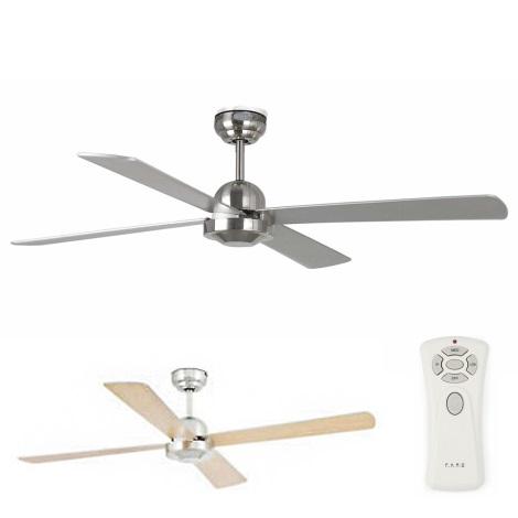 FARO 33287 - Stropní ventilátor IBIZA