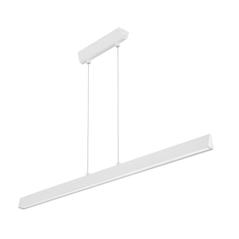 FARO 64221 - LED Lustr na lanku CONIK LED/32W/100-240V bílá