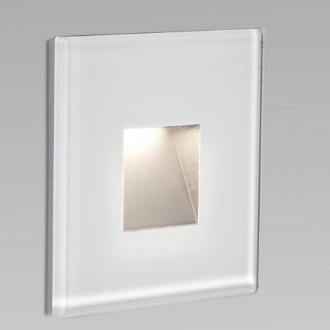 FARO 70272 - LED Venkovní zápustné svítidlo DART-1 LED/2W/230V IP65