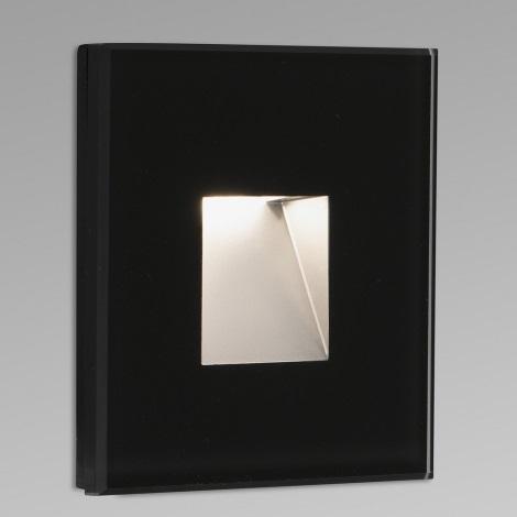 FARO 70273 - LED Venkovní zápustné svítidlo DART-1 LED/2W/230V IP65