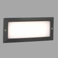 FARO 72092 - LED Venkovní zápustné svítidlo STRIPE-2 LED/5W/230V IP54