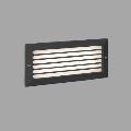 FARO 72095 - LED Venkovní zápustné svítidlo STRIPE-1 LED/5W/230V IP54