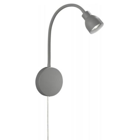 Fischer & Honsel 30199 - Nástěnná lampička KEVIN 1xGU10/10W/230V