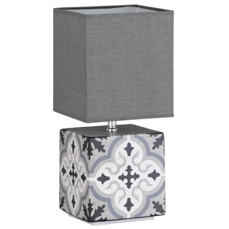 Fischer & Honsel 98191 - Stolní lampa ORIENTAL 1xE27/40W/230V