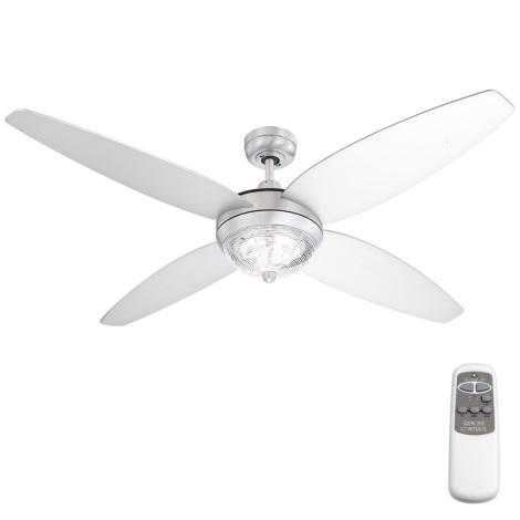 GLOBO 0340 - Stropní ventilátor KEIRA 3xG9/33W/230V